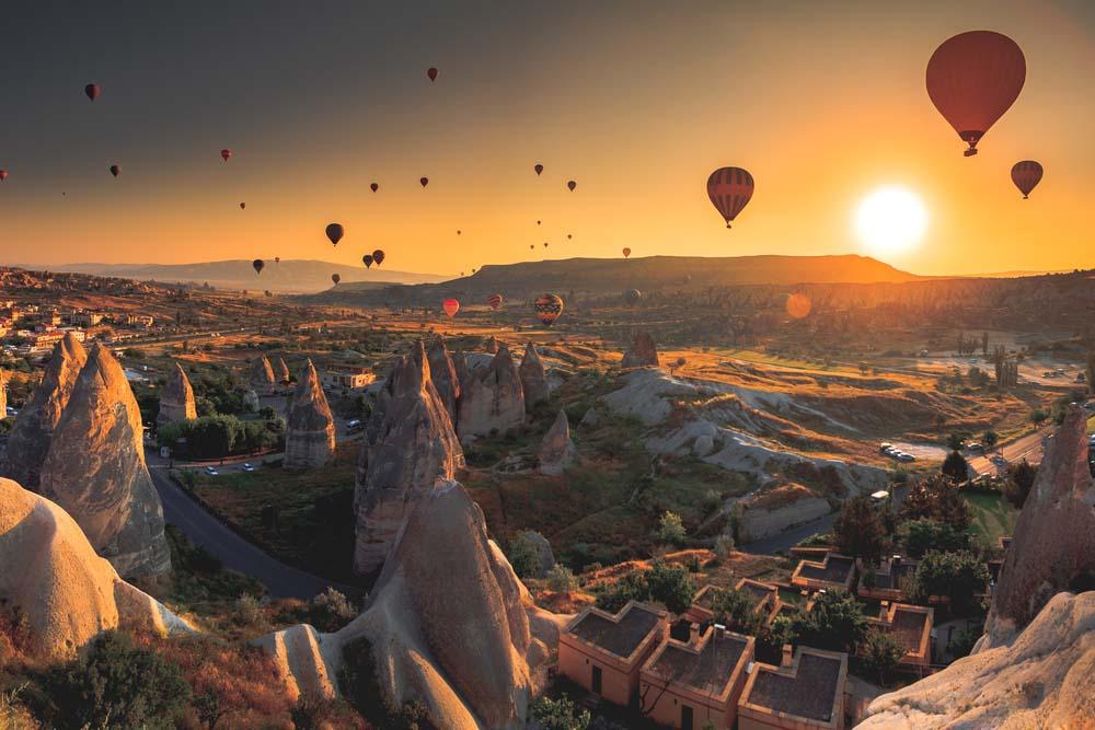 Cappadocie 1