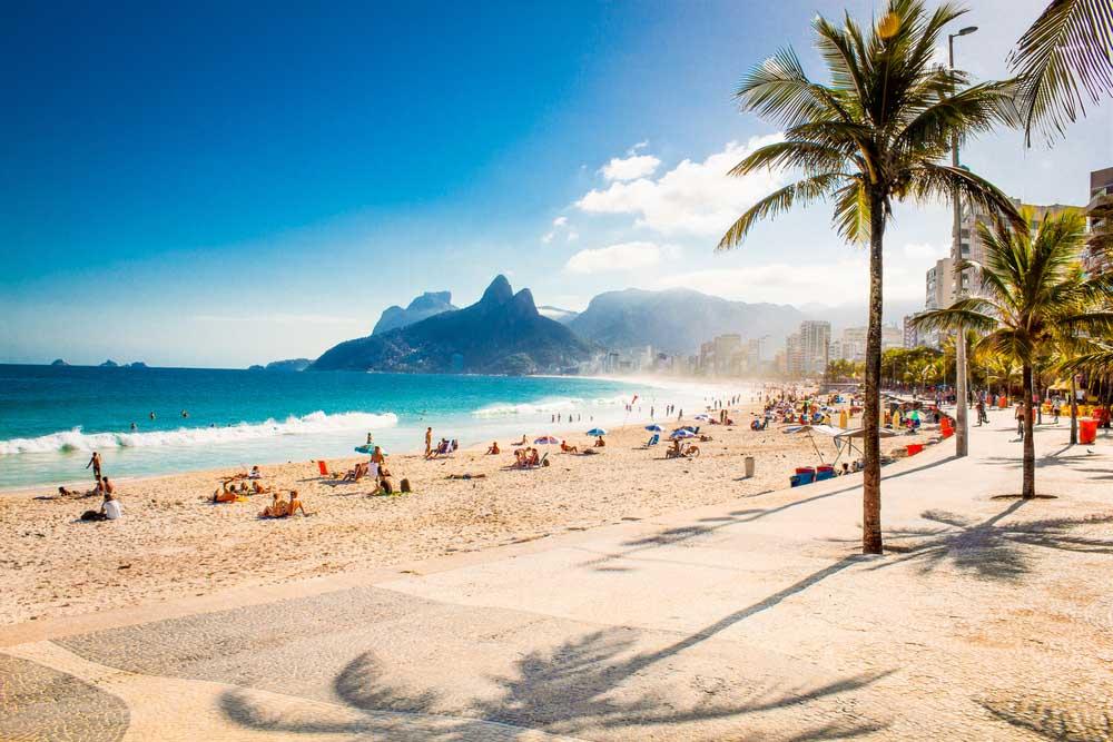 Rio Strand 2