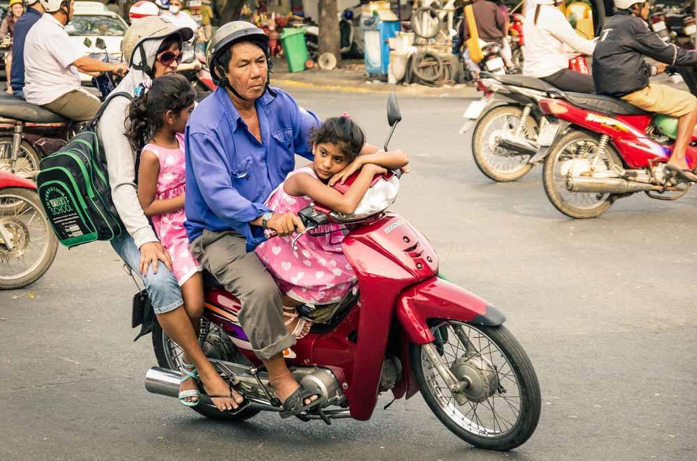 Scooters Vietnam 2