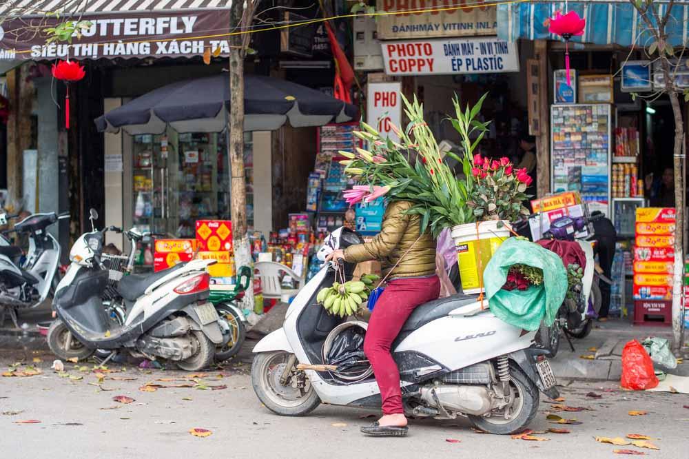 Scooters Vietnam 3