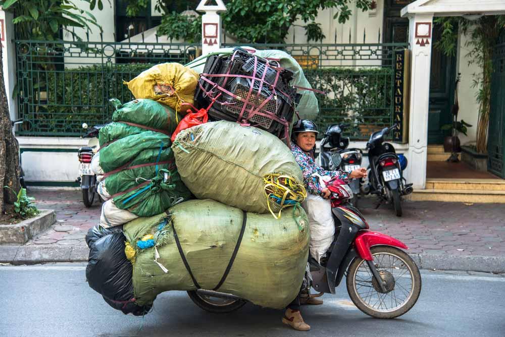 Scooters Vietnam 4