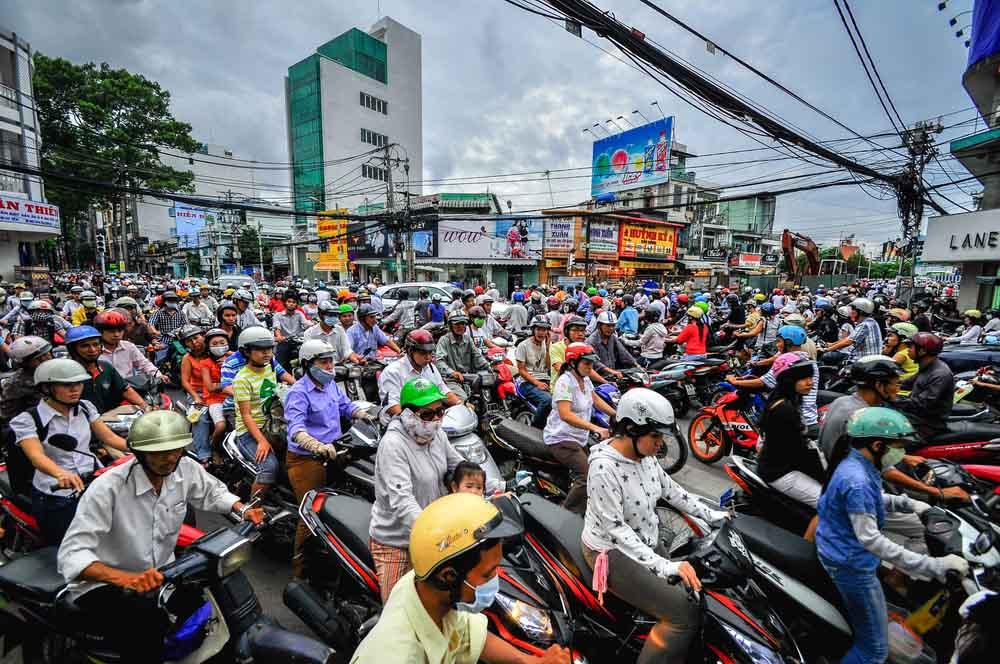 Scooters Vietnam 5