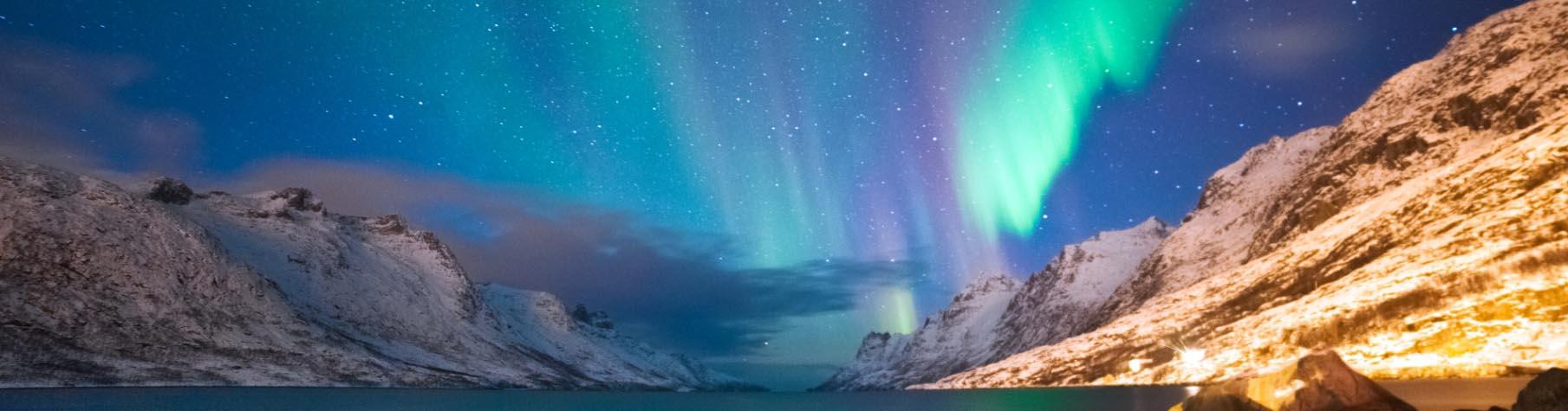 3 landen om het magische noorderlicht te zien