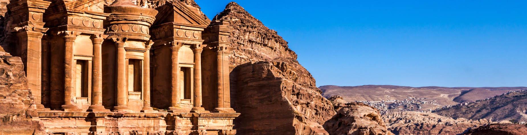 Wereldwonder: Petra