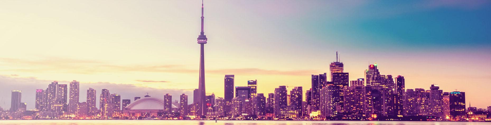 De 10 indrukwekkendste skylines ter wereld