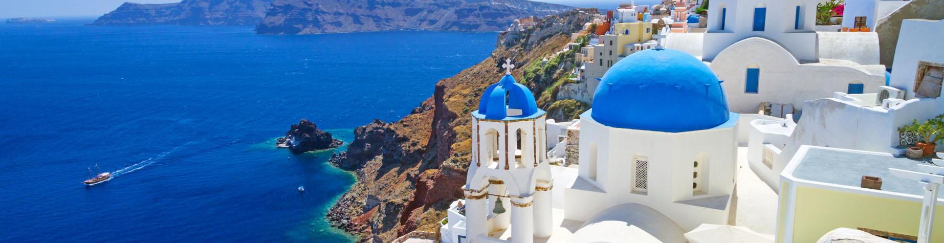 Een niet te vergeten Grieks uitzicht