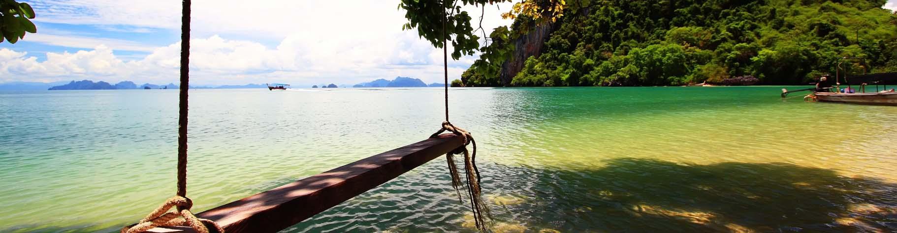 5 onbekende Thaise eilanden